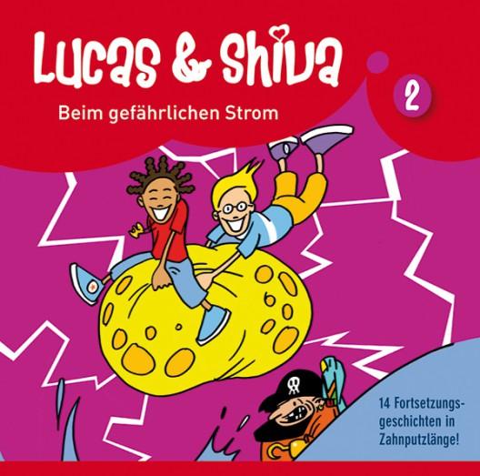 """… so funktionieren die Abenteuer um """"Lucas & Shiva"""". Zum einen gibt es spannende und lustige Fortsetzungs-Geschichten zu hören. Zum anderen animieren die in Zahnputzlänge abgefassten Folgen Kinder spielerisch zum Zähneputzen. Dass Kinder aber Geschichten zuende hören möchten, wenn sie ihnen gefallen, hatte ich nicht bedacht…"""
