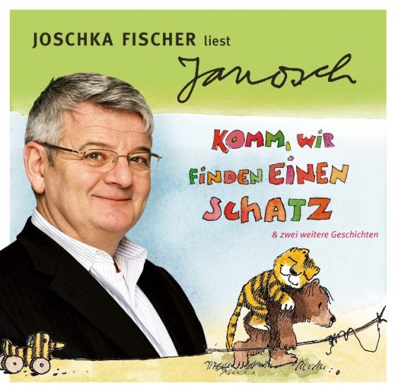 ...diese Idee wurde zur Grundlage der ersten Neuvertonung der Janosch-Texte. Dabei suchte ich nach Vätern, die auf ihre Art ebenso außergewöhnlich sind wie Janoschs Erzählungen. Und glücklicherweise habe ich sie gefunden: Til Schweiger, Günther Jauch, Joschka Fischer, Wigald Boning, Jörg Pilawa, Jürgen Vogel und Sky du Mont, Konstantin Wecker sowie Christian Ulmen. Für fast alle Interpreten war es ihre Hörbuchpremiere.